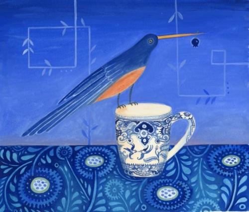 Paschkis bluebird